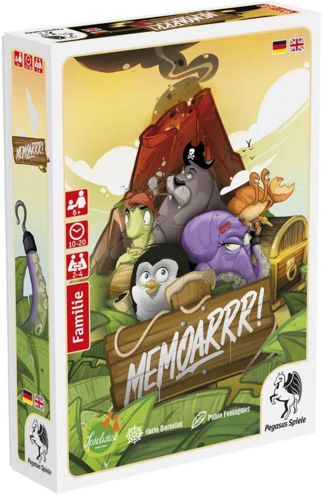Pegasus Spiele 18324G - Memoarrr (Edition Spielwiese) Bild 1