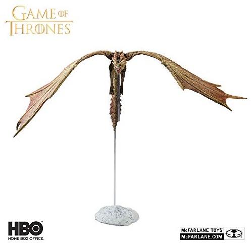 McFarlane Game of Thrones Actionfigur Viserion Version II 23 cm Spielfigur Bild 1