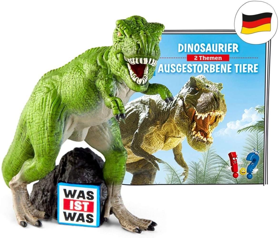 tonies Hörfiguren für Toniebox - was IST was - Dinosaurier / Ausgestorbene Tiere - ca. 70 Min. - Ab 6 Jahre -DEUTSCH Bild 1