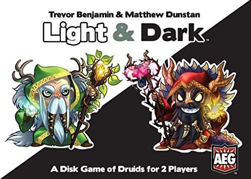 Alderac Entertainment ALD05891 Kartenspiel Light und Dark Bild 1