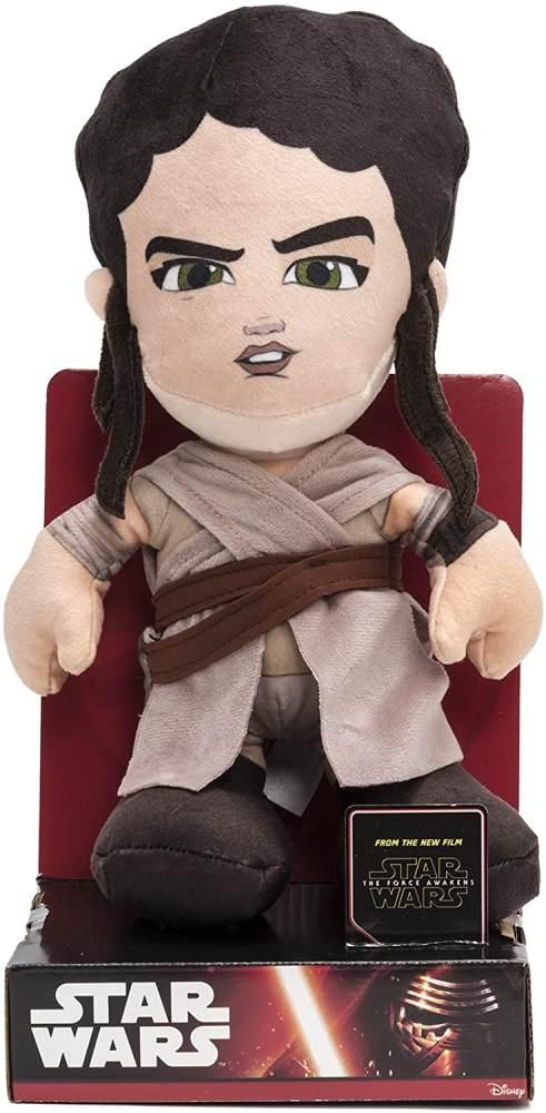 Joy Toy H839905 Star Wars Plüschfigur Rey Episode 7, Mehrfarbig Bild 1