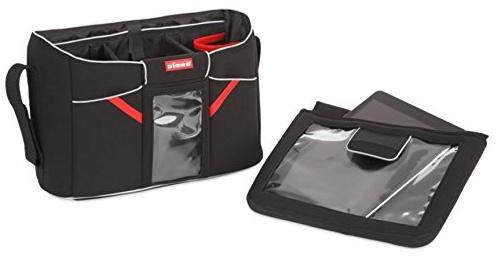 Kinderwagentasche Tech Station Buggytasche mit Verschiedene Fächer und Reißverschlüsse sorgen für Ordnung und genügend Stauraum Bild 1