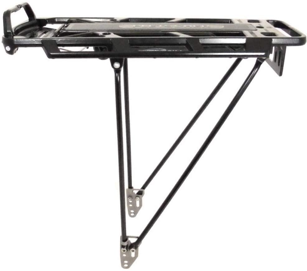 Pletscher Unisex– Erwachsene GeniusPlus Gepacktrager, schwarz, 1size Bild 1