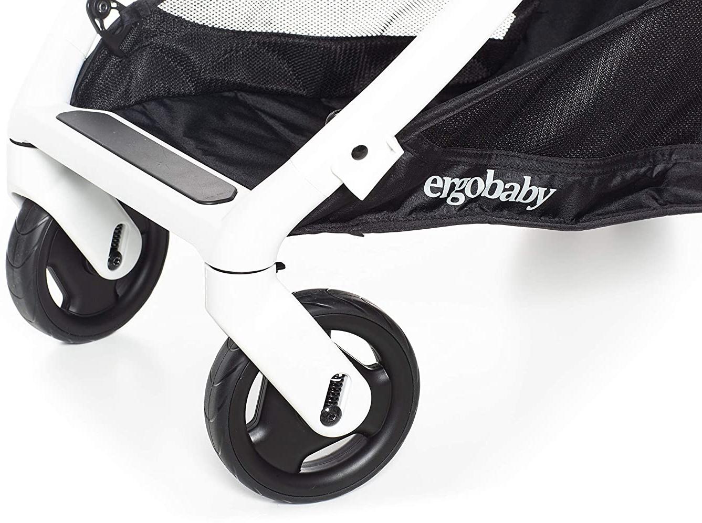 Ergobaby Metro Kinderwagen Buggy mit Liegefunktion ab 6 Monate bis 18kg, Kinder-Buggy Zusammenklappbar Klein Leicht Kompakt, Blau, METROEU4 Bild 1