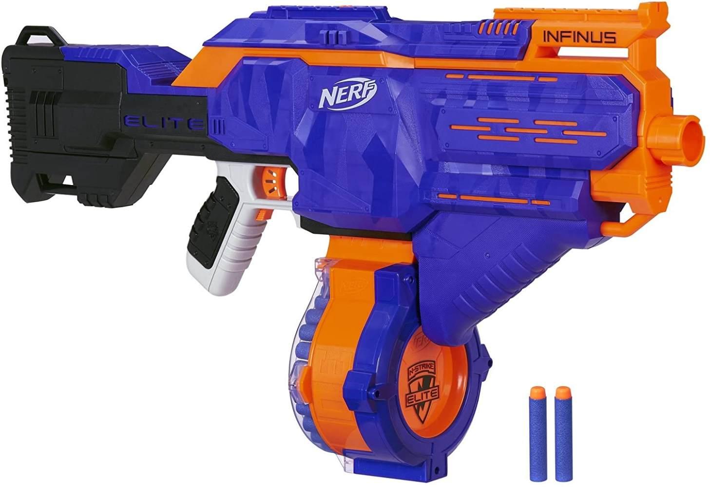 Nerf Strike Elite Infinus Blaster Bild 1