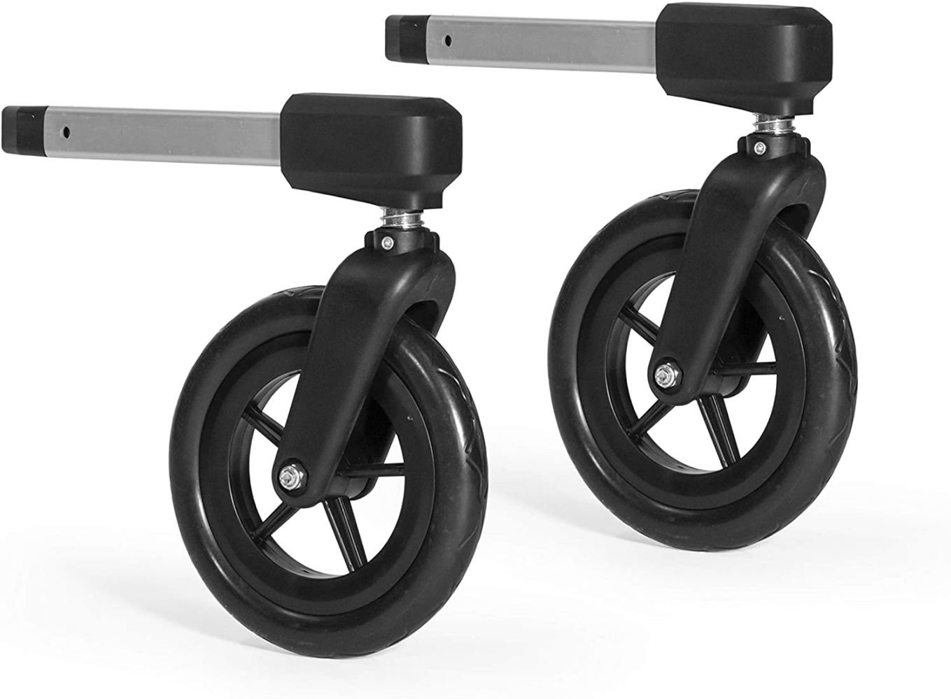 Burley Two-Wheel Stroller Kit-3091980201 Silber One Size Bild 1