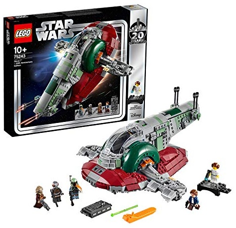 LEGOStarWars 75243 SlaveI– 20Jahre LEGO Star Wars, Bauset Bild 1