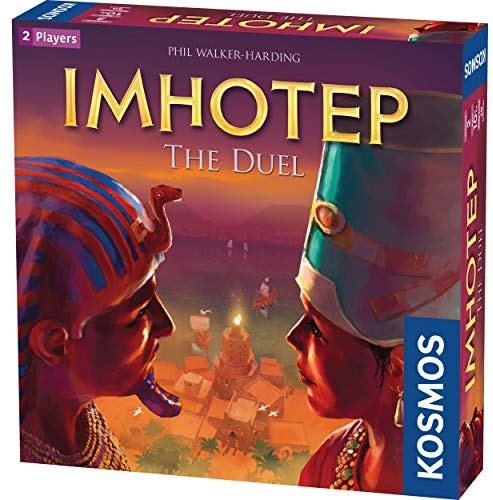 Thames & Kosmos 694272 Imhotep: The Duel Zubehör, Yes Bild 1