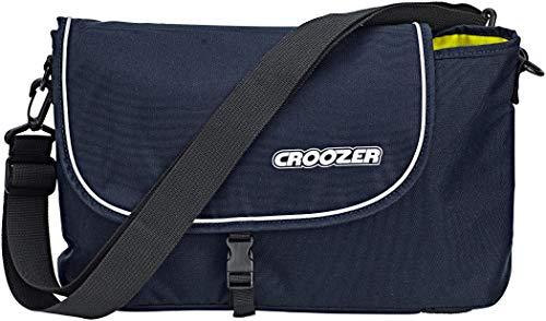 Croozer Unisex– Erwachsene Schiebebügeltasche-3092016118 Schiebebügeltasche, blau, One Size Bild 1