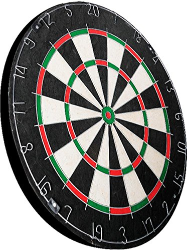 New Sports - Dartboard 'Sisal Bild 1