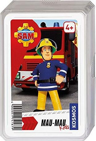 KOSMOS 741679 - Feuerwehrmann Sam  Mau-Mau Kids Bild 1
