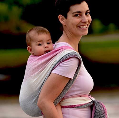 Didymos Babytragetuch Prima Sommerhibiskus Gr.8 Bild 1