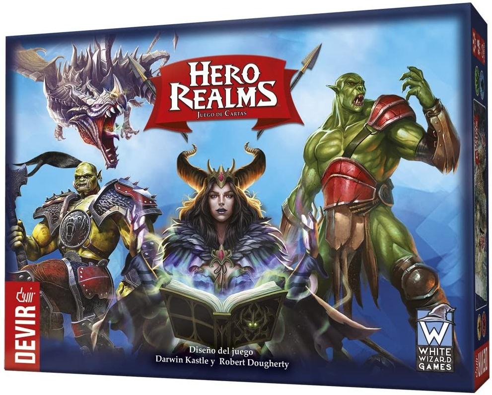 Devir–Hero Realms, Kartenspiel (bghr) Bild 1