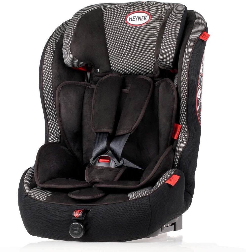 HEYNER MultiRelax Aero Fix Kindersitz Pantera Black Bild 1