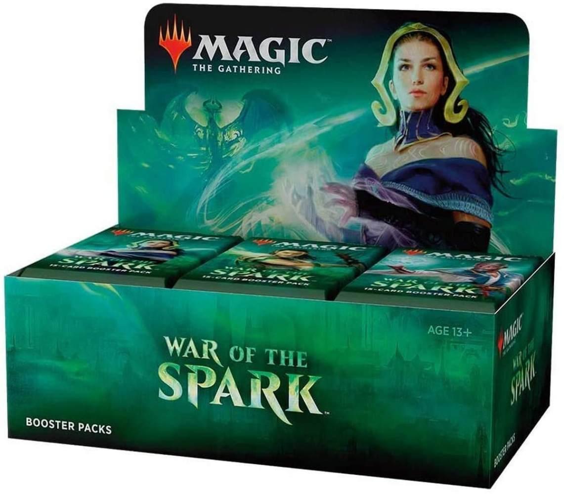 Magic the Gathering C57770000 War of The Spark Sammelkarten Bild 1