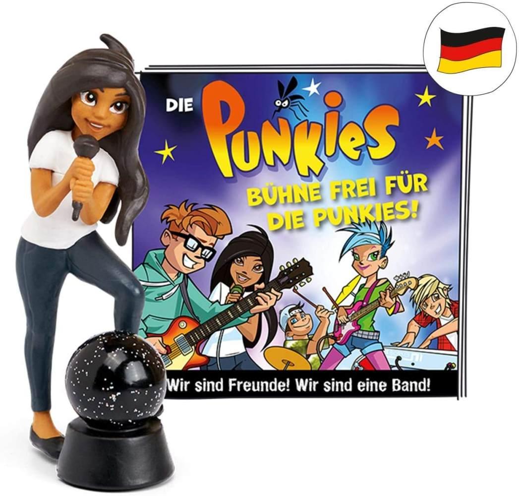 tonies Hörfiguren für Toniebox - Die Punkies - Bühne frei für die Punkies - ca. 69 Min. - Ab 6 Jahre -DEUTSCH Bild 1