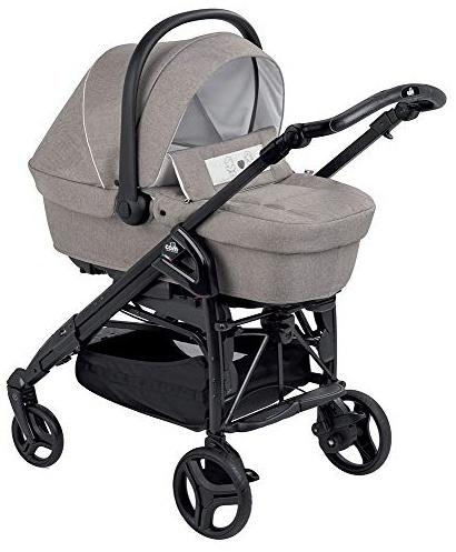 CAM 'Combi Family' Kombi-Kinderwagen Beige/Schwarz Bild 1