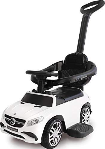 Jamara 460452 'Rutscher Mercedes-Benz AMG GLE 63 weiß 3in1' ab 6 Monaten Bild 1