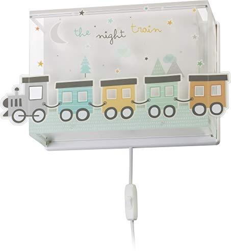 Dalber kinder Wandlampe, Kinderlampe Wandleuchte trainieren grün Bild 1