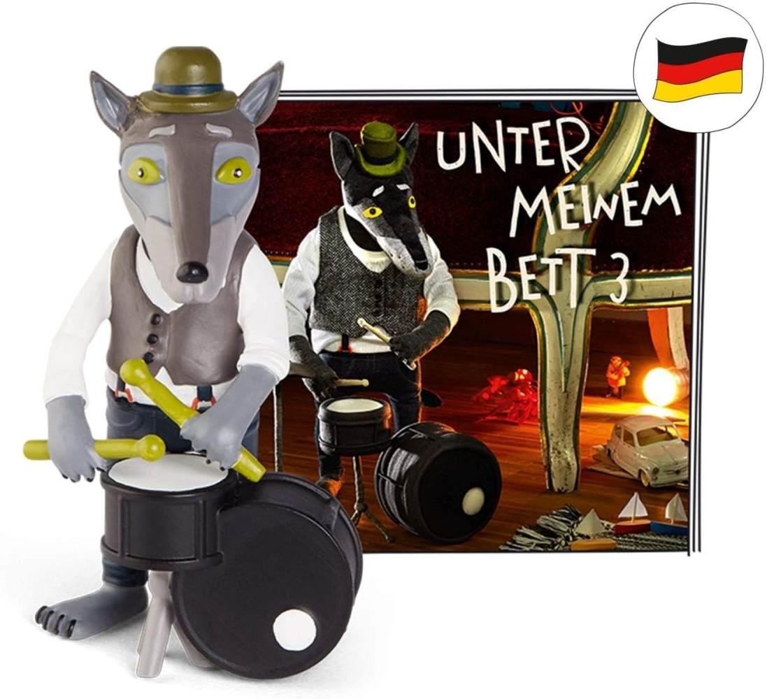 tonies Hörfiguren für Toniebox - Unter Meinem Bett 3 - ca. 48 Min. - Ab 4 Jahre -DEUTSCH Bild 1