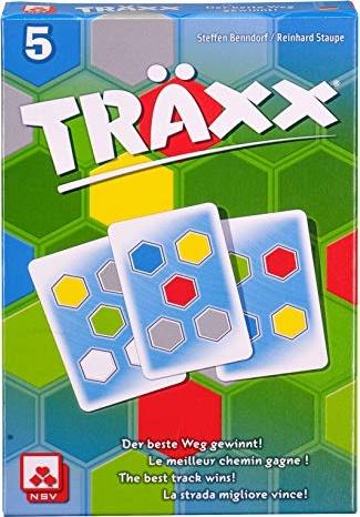 NSV - 4075 - TRÄXX - International - Kartenspiel Bild 1