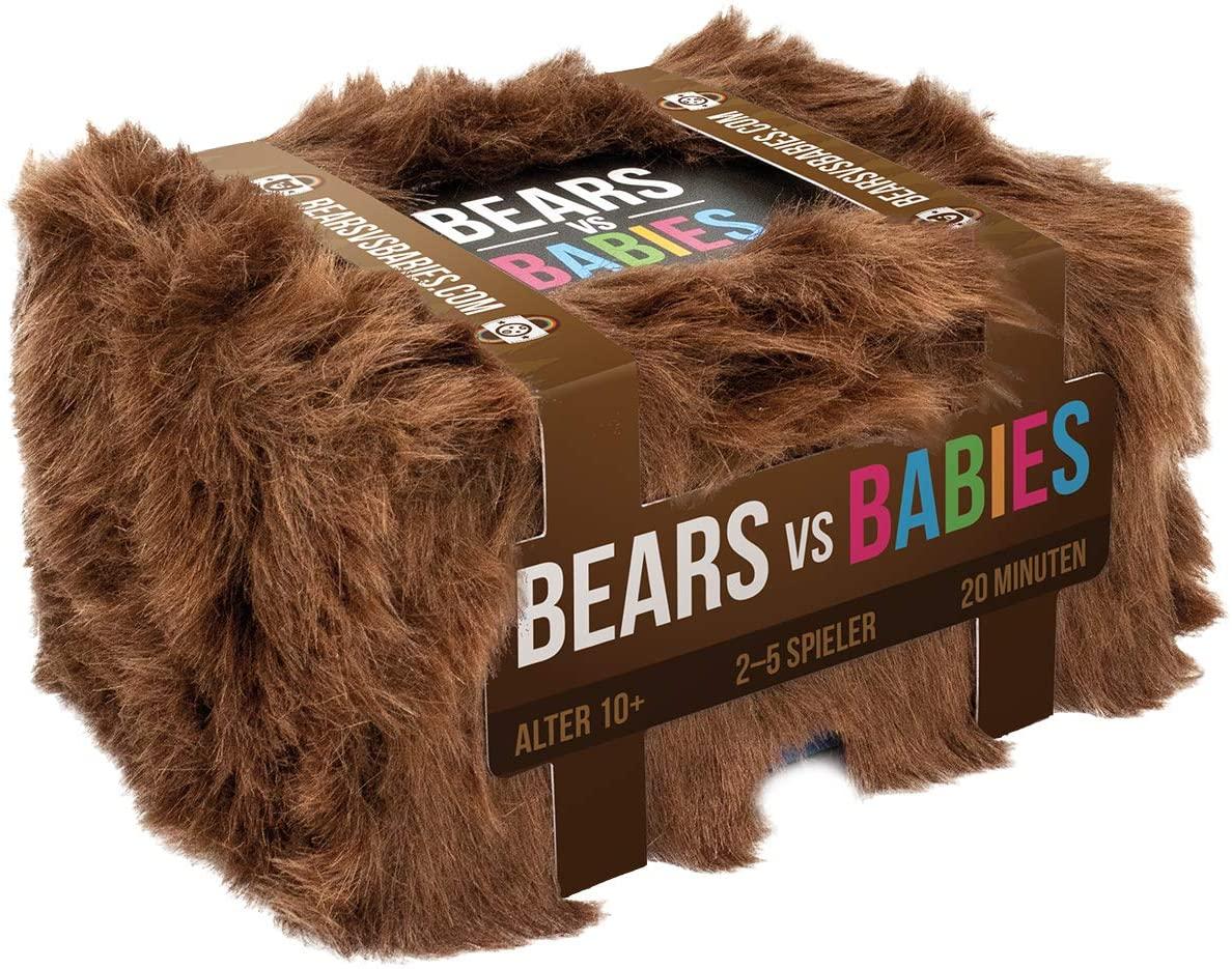 Asmodee Bears vs. Babies, Partyspiel, Kartenspiel, Deutsch Bild 1