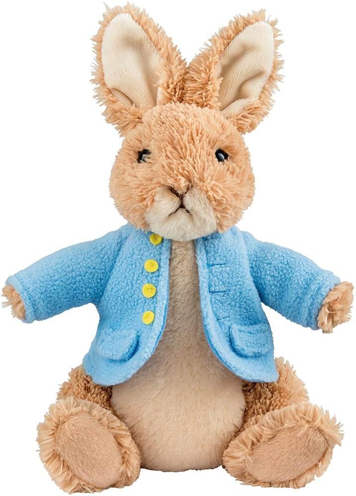 Enesco A26420 - Beatrix Potter Plüsh, Peter Rabbit, medium Bild 1