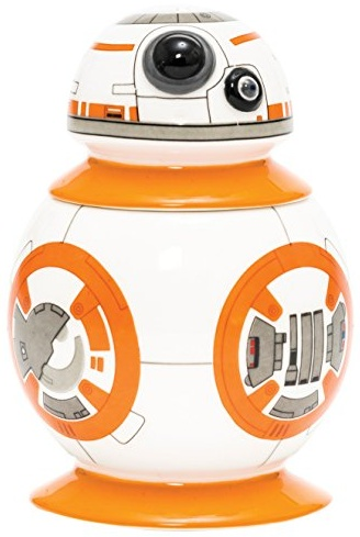 Star Wars 21657 Eierbecher mit Salzstreuer in Keramik Bild 1