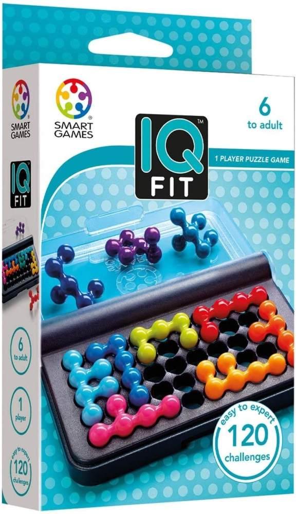 Smart Games SG 423 - Spiel Iq Fit Bild 1