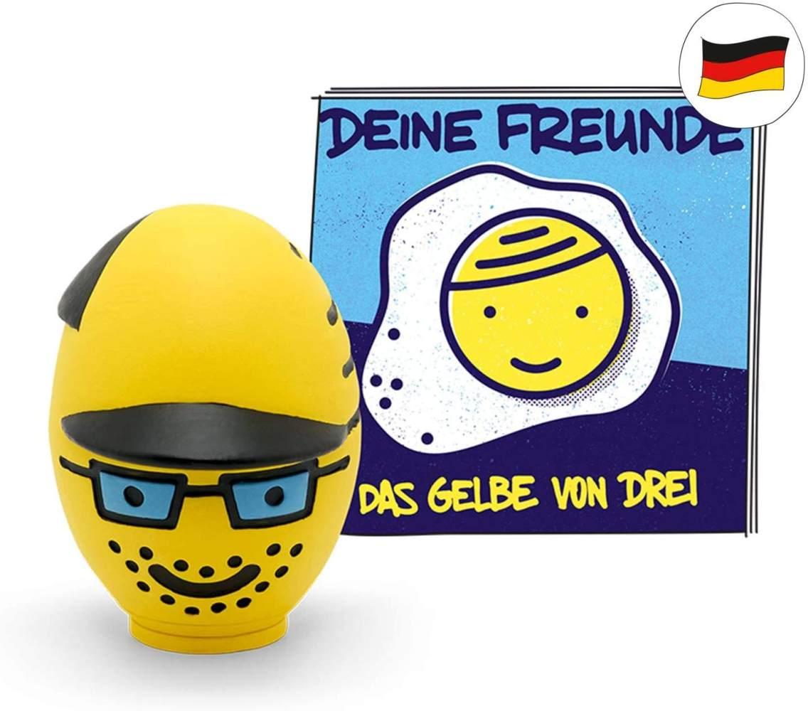 tonies Hörfiguren für Toniebox - Deine Freunde - Das Gelbe von DREI - ca. 55 Min. - Ab 4 Jahre -DEUTSCH Bild 1