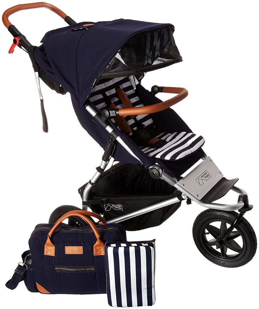 Urban Jungle Stroller Luxury Collection Nautical Manufacturer: Mountain Buggy Bild 1