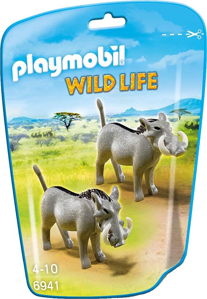 Playmobil 6941 - Warzenschweine Bild 1