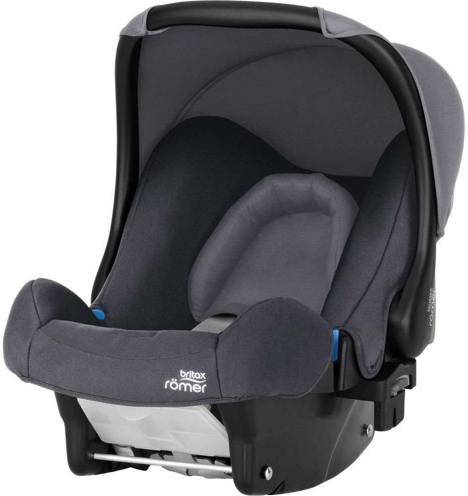 Britax Römer 'BABY-SAFE' Babyschale in Storm Grey, 0-13 kg (Gruppe 0+) Bild 1