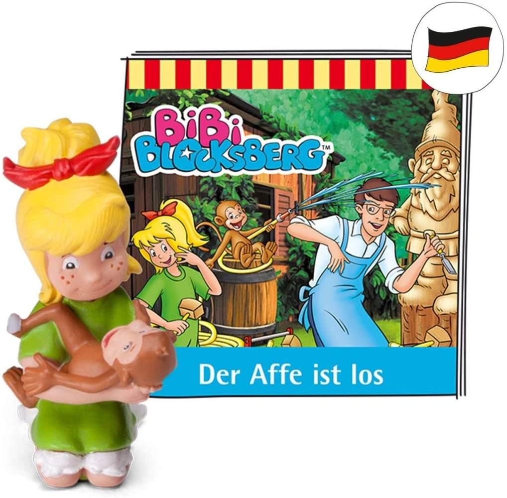 tonies Hörfiguren für Toniebox - Bibi Blocksberg - Der AFFE ist los - ca. 44 Min. - Ab 4 Jahre -DEUTSCH Bild 1