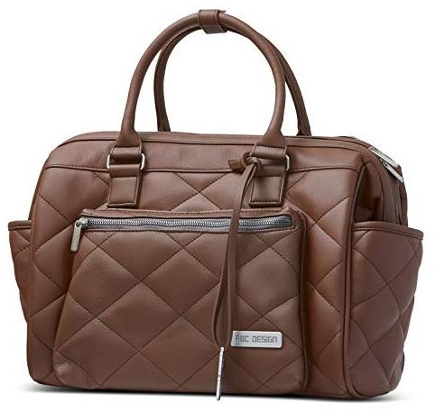 ABC Design 2020 Wickeltasche Style brown Bild 1