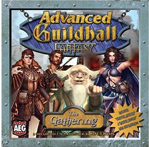 Alderac Entertainment ALD05854 Kartenspiel Guild Hall Fantasy: The Gathering Bild 1