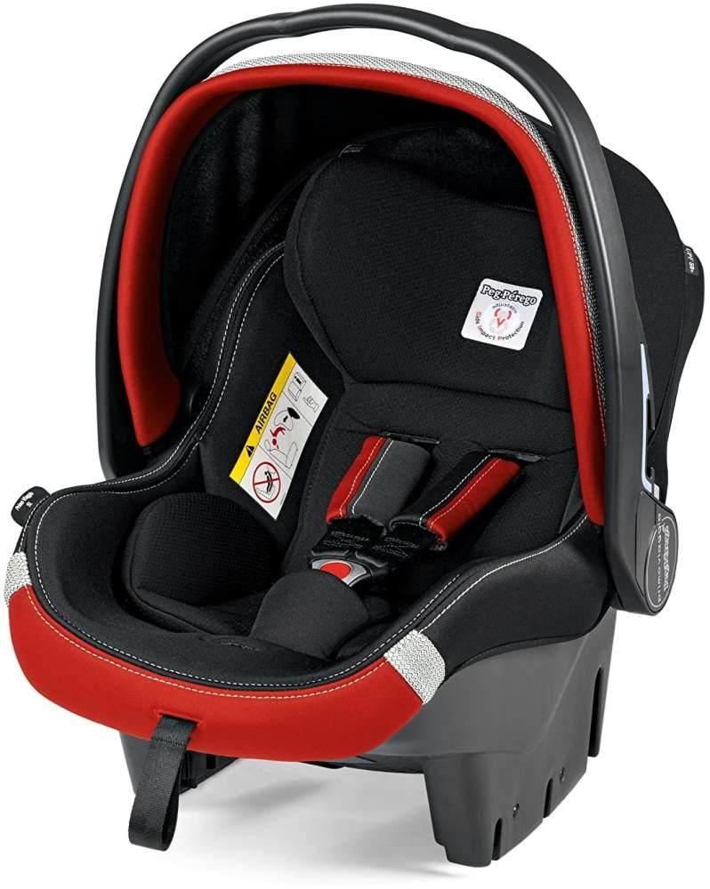 Peg Perego APVSX2SYNE Testsieger Gruppe zero plus Babyschale Primo Viaggio, synergy Bild 1