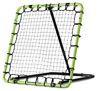 EXIT Tempo Multisport Rebounder 100x100cm - grün/schwarz Bild 1