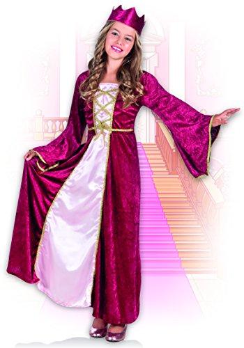 Boland 82143 - Kinderkostüm Renaissance Queen Bild 1