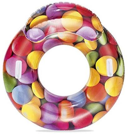 Bestway Schwimmsessel 'Candy Delight' 118 x 117 cm Bild 1