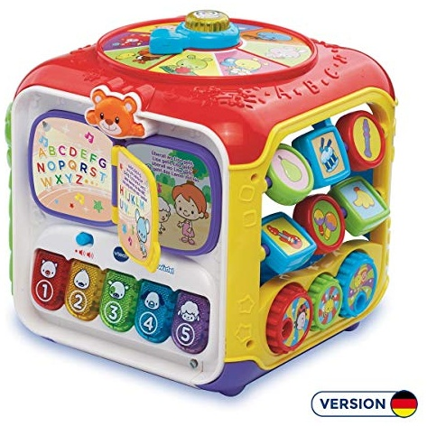 Vtech Baby 80-183404 - Entdeckerwürfel Bild 1