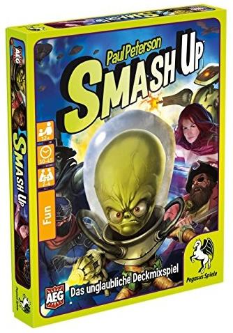 Pegasus Spiele 17260G - Smash Up Bild 1