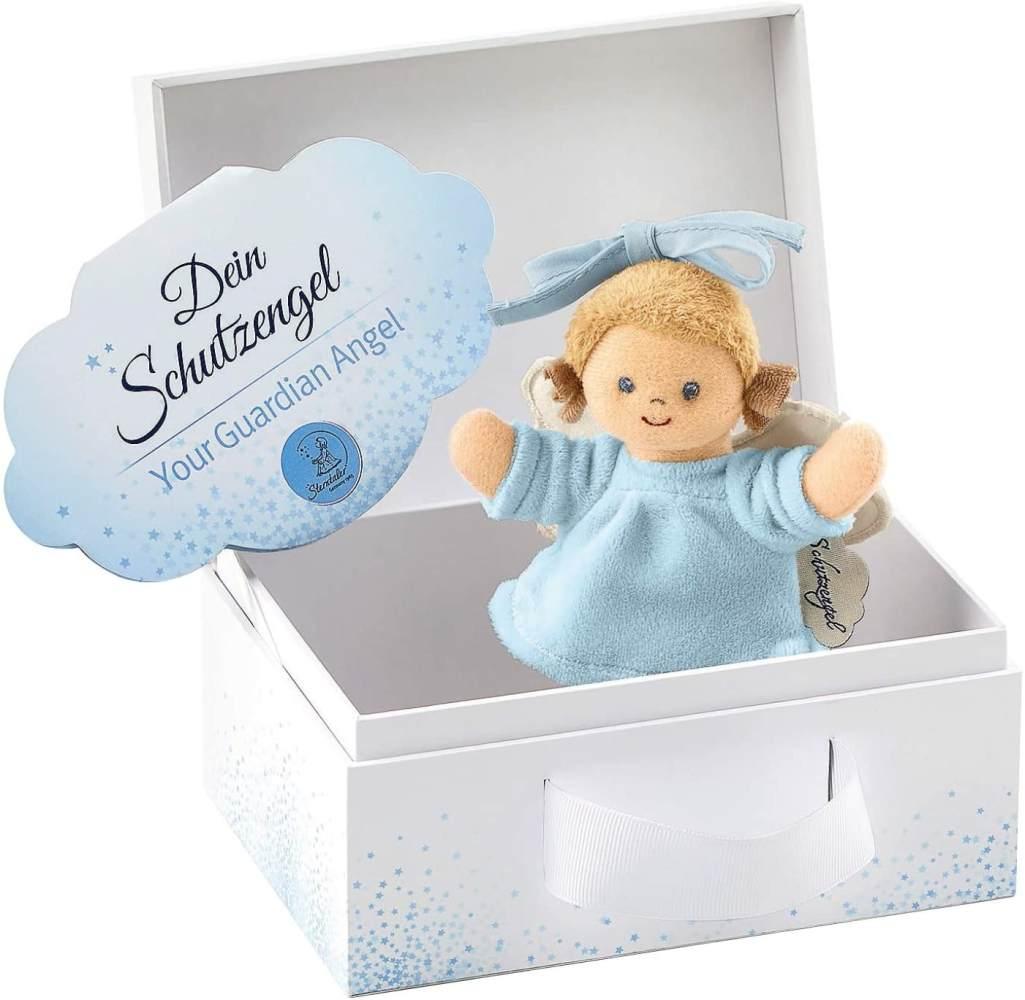 Sterntaler Spielzeug zum Aufhängen mit Band, Schutzengel für Jungen, Alter: Für Babys ab der Geburt, Blau Bild 1