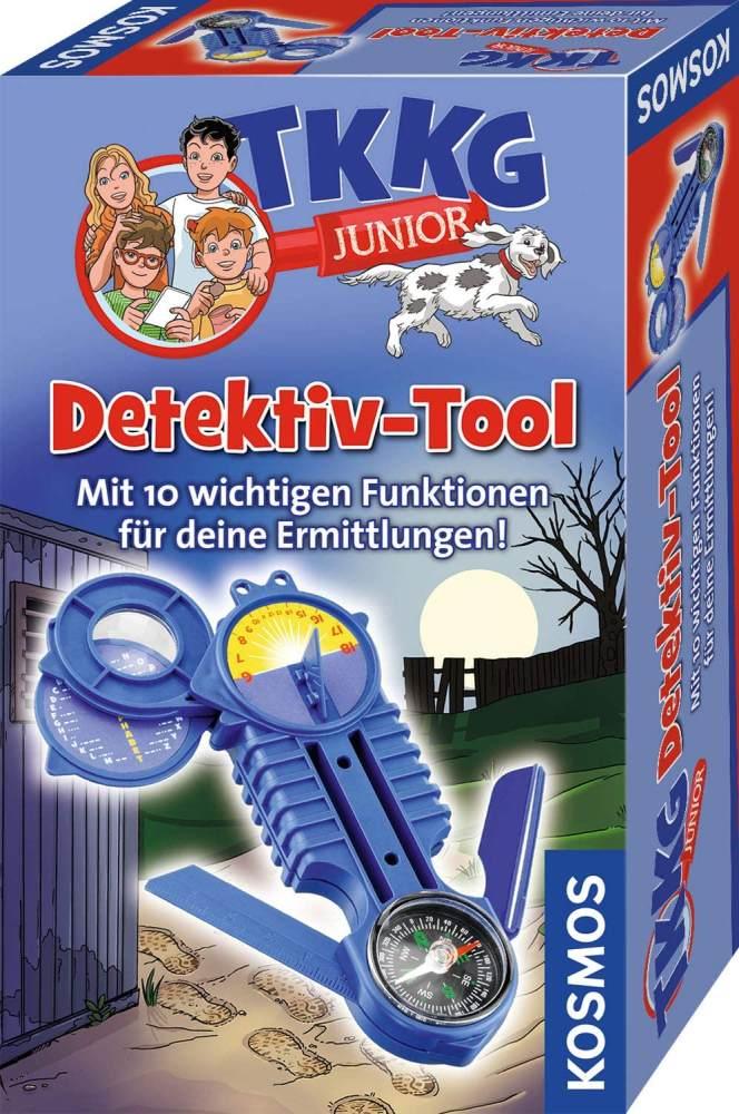 KOSMOS 654528 TKKG Junior - Detektiv-Tool, Detektivspielzeug, Detektiv Ausrüstung Bild 1