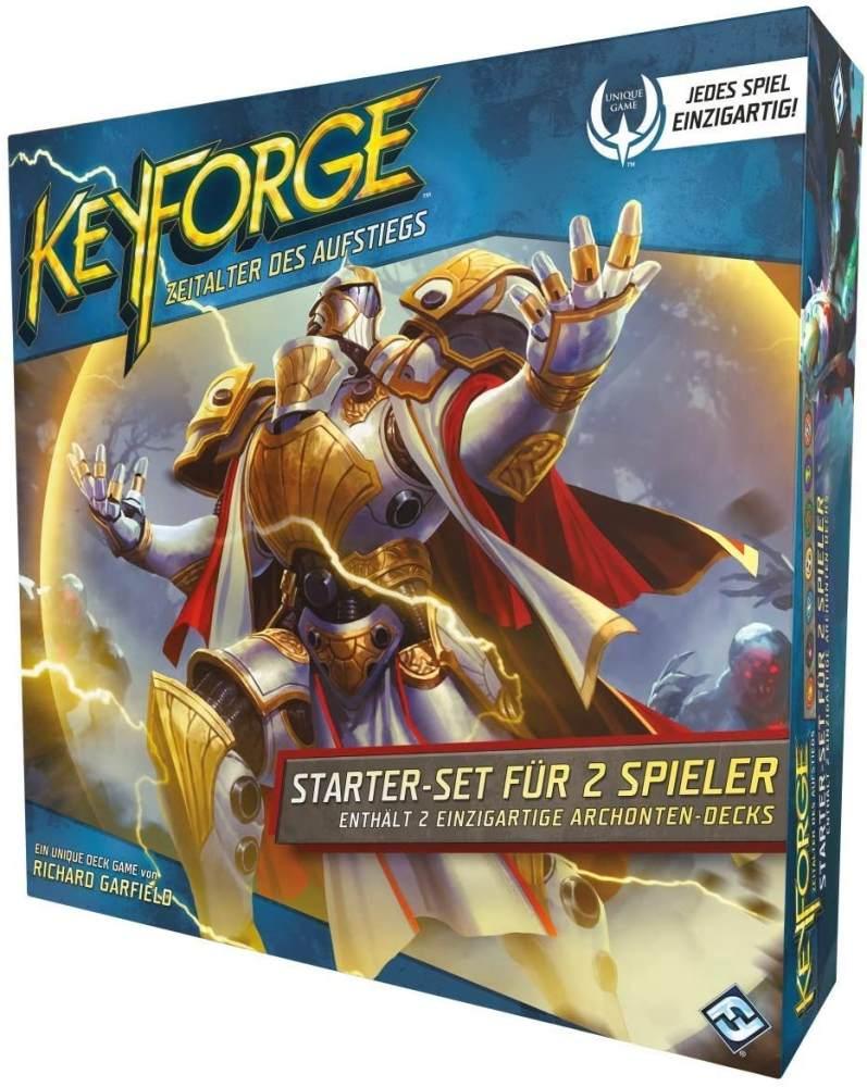 Fantasy Flight Games FFGD1404 KeyForge - Zeitalter des Aufstiegs - Starter-Set, Deutsch Bild 1
