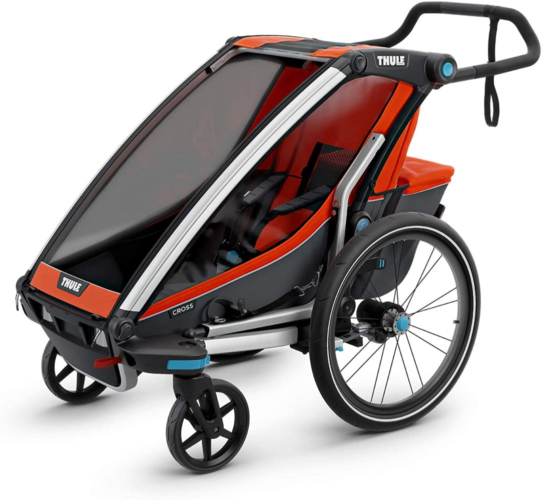 Thule - Chariot Cross 1 Model 2019 (Roarange) Bild 1