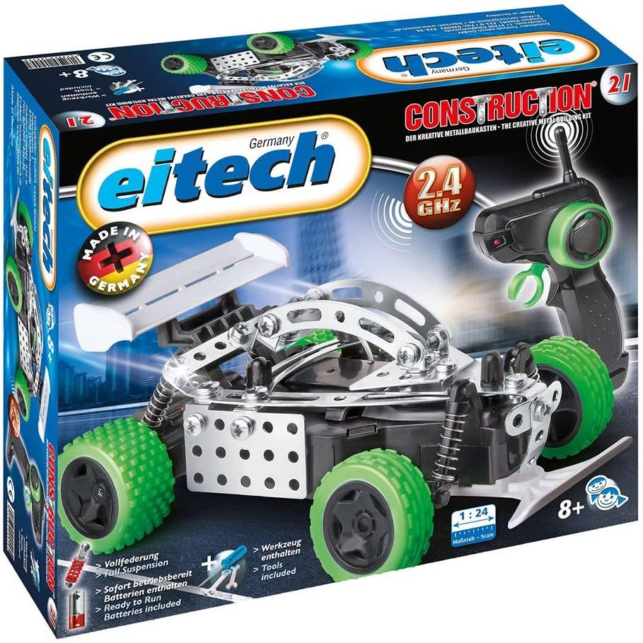 """Eitech 00021 - Metallbaukasten """"RC Speed Racer"""", 2.4 GHz Bild 1"""