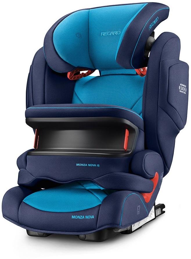Recaro - Monza Nova IS Xenon Blue (Kollektion 2018) Bild 1