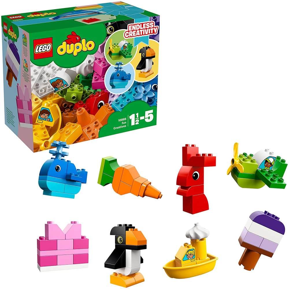 LEGO Duplo 10865 - Witzige Modelle, Spielzeug für das Kindergartenalter Bild 1