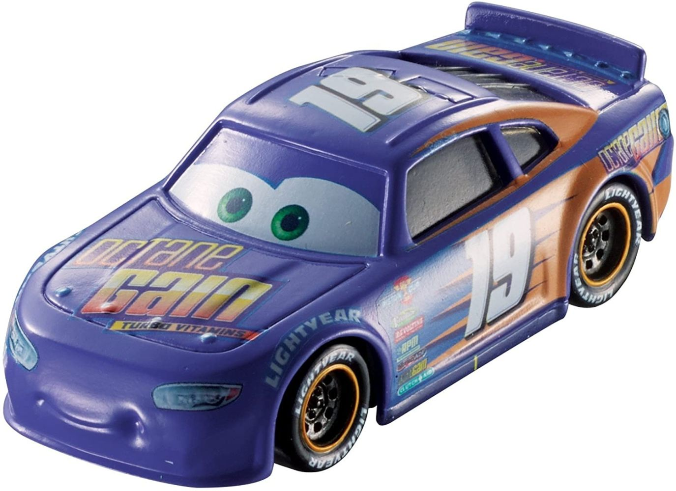 Mattel Disney Cars DXV64 Disney Cars 3 Die-Cast Bobby Swift Fahrzeug Bild 1